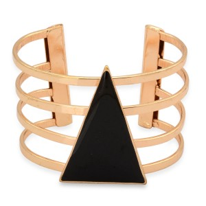 statement cuff bangle