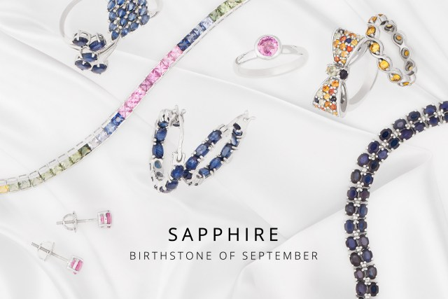Welcome September – Make space for Sapphire