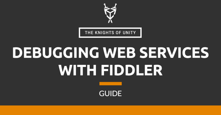Web services with fiddler