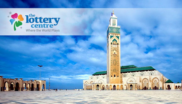 The Lottery Centre presents Morocco