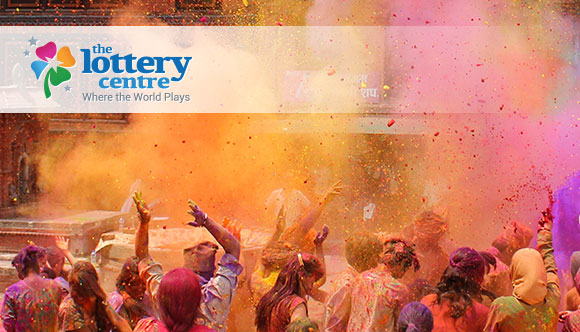 The Lottery Centre visits India