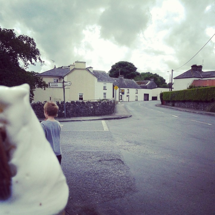 Kilconnell village, Co. Galway