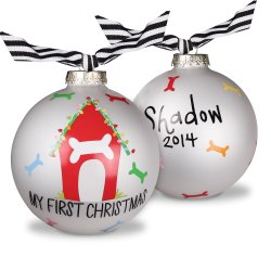 Small Of First Christmas Ornament