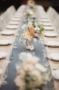 Dusty Blue And Grey Wedding Ideas