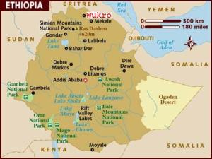 map_of_ethiopia