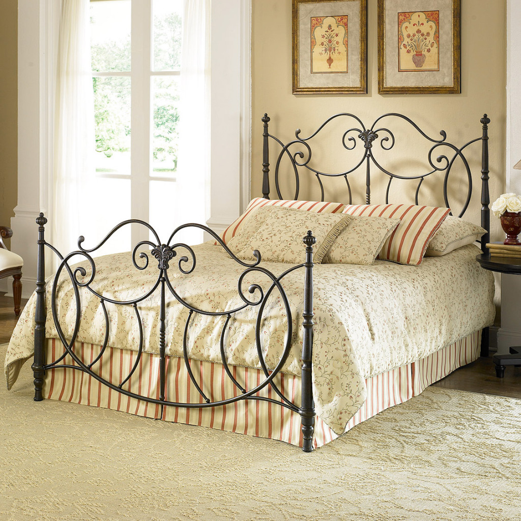 Black Ornate Bedroom Furniture