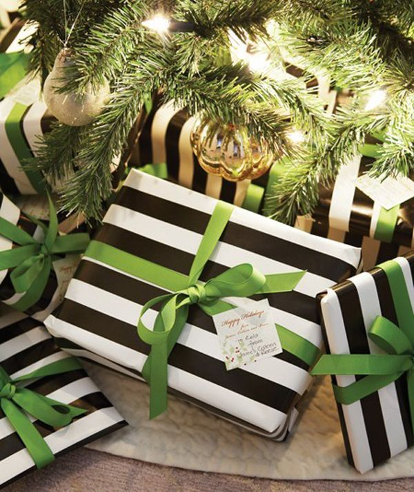 15 Ideas for Christmas Gift Wrapping Artisan Crafted Iron