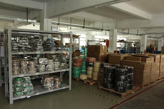 3D Filament Factory in Shenzhen