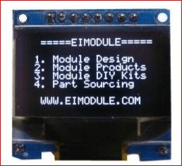 OLED Display 128x64
