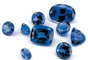 Raw Tanzanite Gemstone Photo