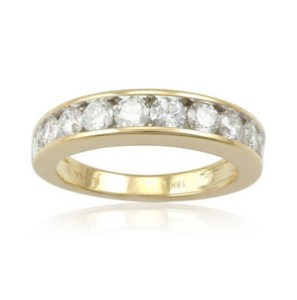 ILIANA Gold Diamond Ring