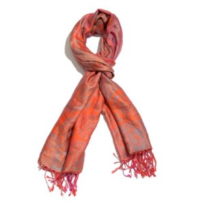 Scarves are the perfect functional present for Christmas