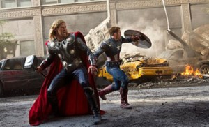 We definitely can't wait for The Avengers: Age of Ultron!