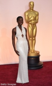 Lupita's gown used 6,000 pearls