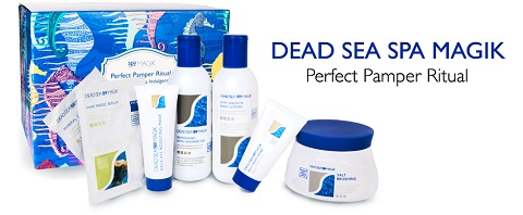 Dead Sea Spa Magic