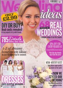 Press: WEDDING IDEAS MAY 2015