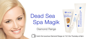 Dead Sea Spa Magik Diamond Range