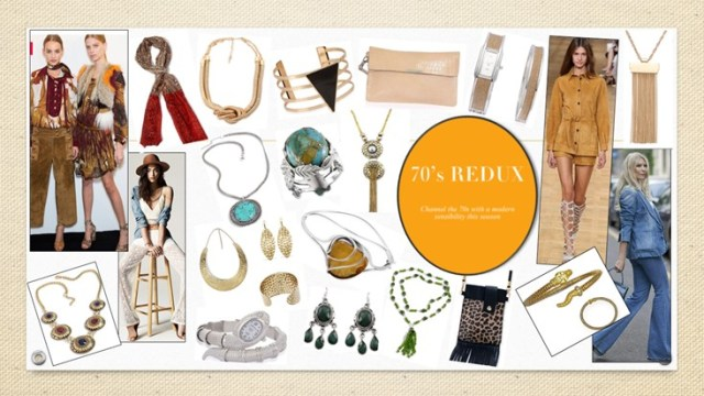 revamp your wardrobe - 70's redux