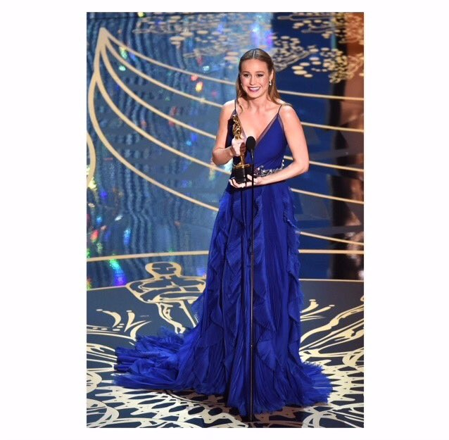 The Best Fashion at the Oscars