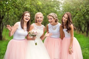 Be the best bridesmaid with TJC's tips - Image: iStock/Halfpoint