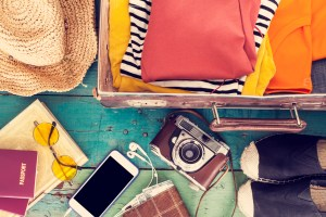 Travel- wise: Vacation Essentials