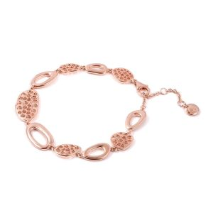 Boroque Pebble Adjustable Bracelet