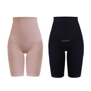 Sankom Patent Classic Posture Correction Shapers Shorts with Lace