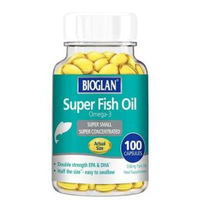 Bioglan: Super Fish Oil 100s capsules