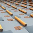 """Viel Power auf kleinstem Raum: Forschergruppe der TU Chemnitz und des Leibniz-Instituts für Festkörper- und Werkstoffforschung Dresden entwickelt ultra-kompakte Energiespeicher """"Würde man eine handelsübliche Batterie aufschneiden, so könnte man sehen, […]"""