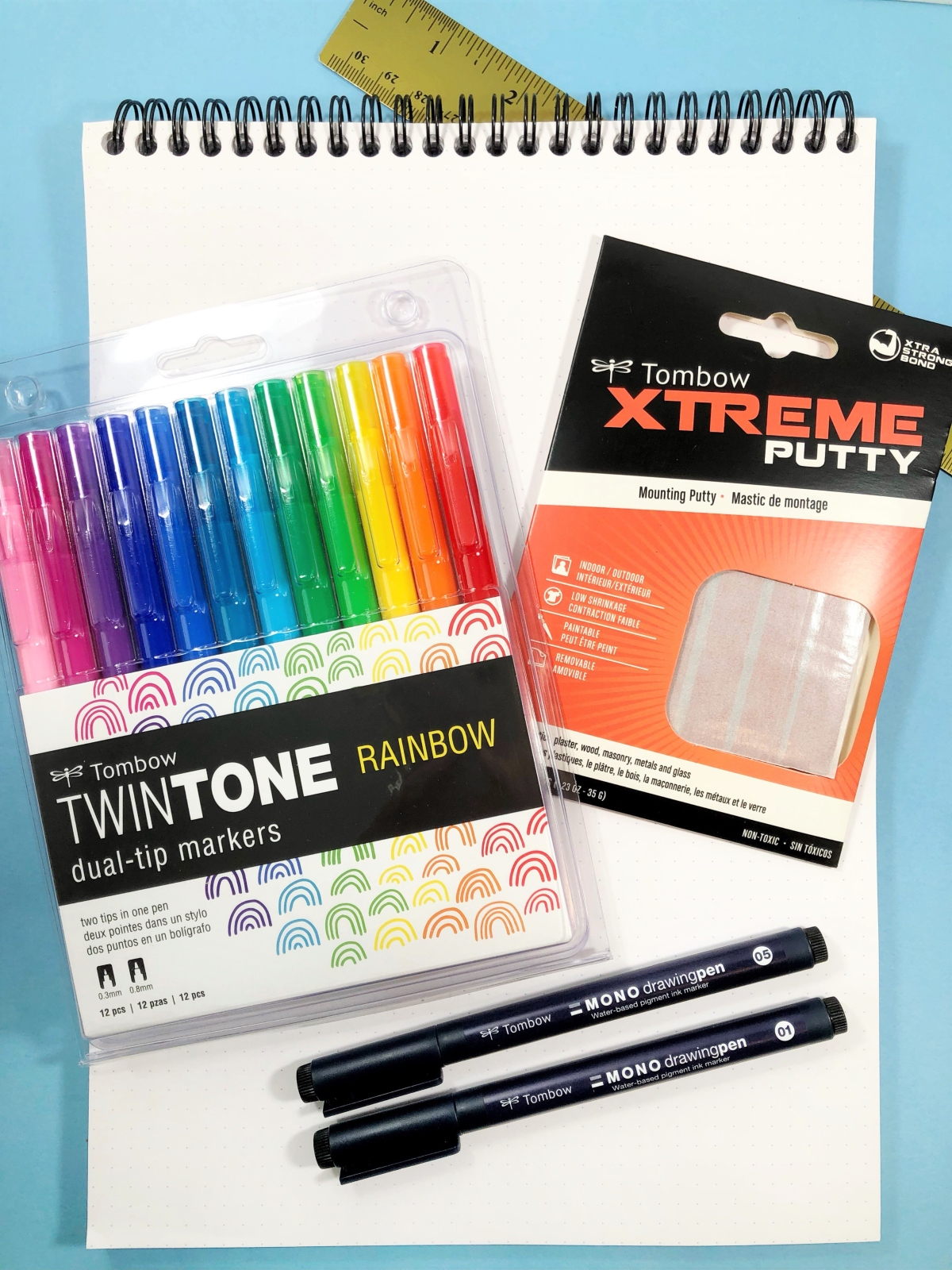 Interieur Blog Diy Diy Instant Pot Cheat Sheet With Twintone Markers Tombow Usa Blog