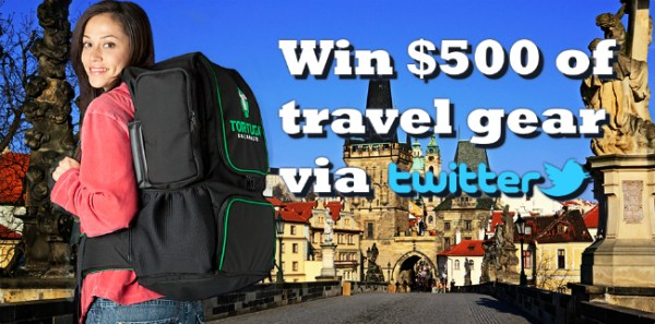 Tortuga Launch Travel Sweepstakes banner