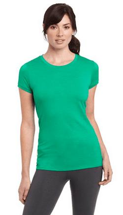Women's Icebreaker merino wool t-shirt