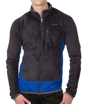 Patagonia R2 Regulator Fleece for travel
