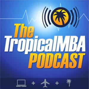 The Tropical MBA Podcast logo