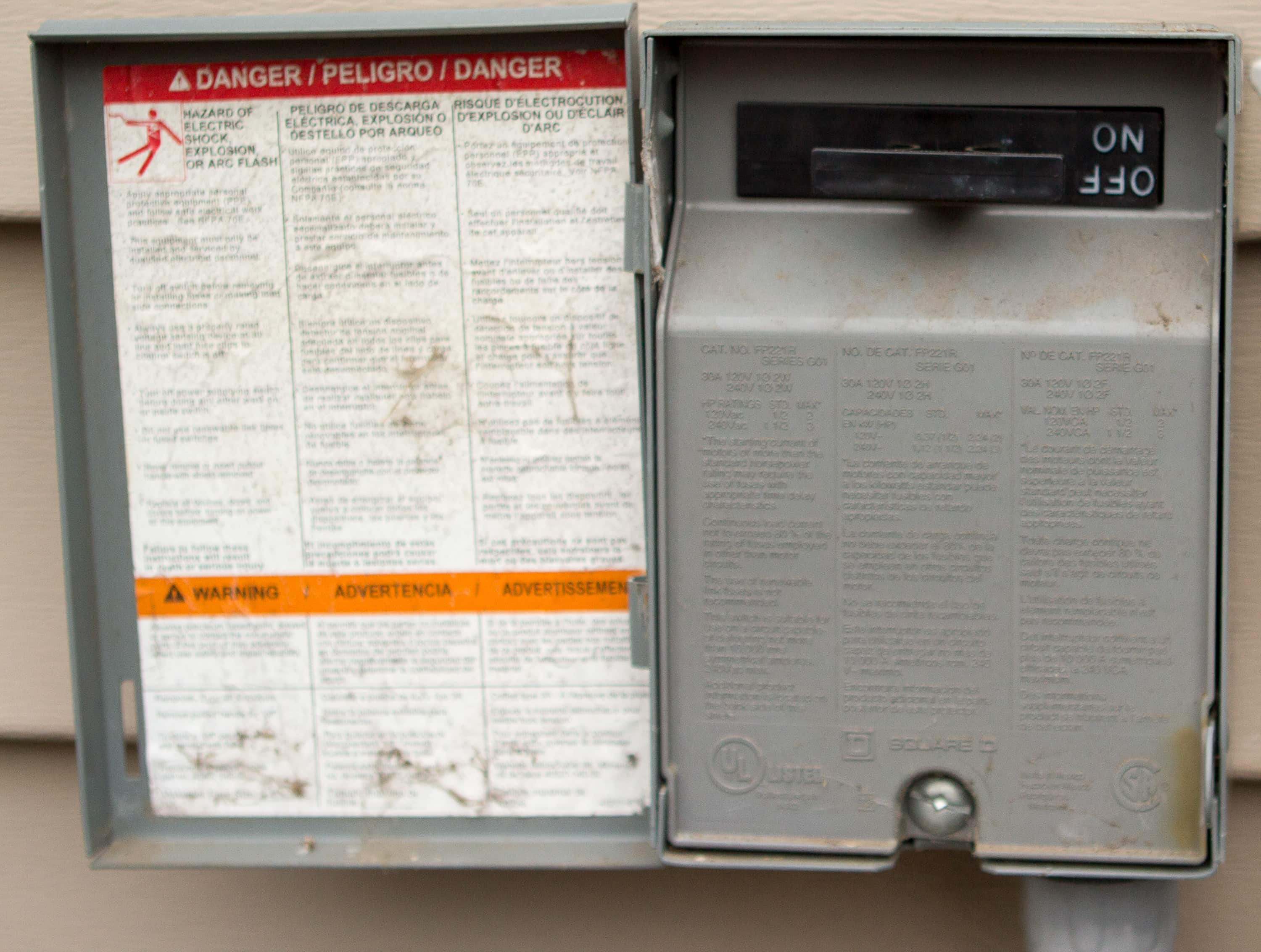 Air Conditioner Fuse Box Outside Ivoiregion Here39s Some Switch Symbols Switches Are Anything That Controls An Will