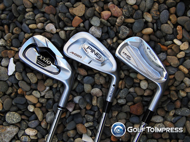 Japan Forged Irons Comparison Preview Tourspecgolf