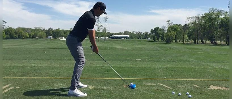 Brooks Koepka, winner of the US Open 2017 and 2018 - TrackMan Golf