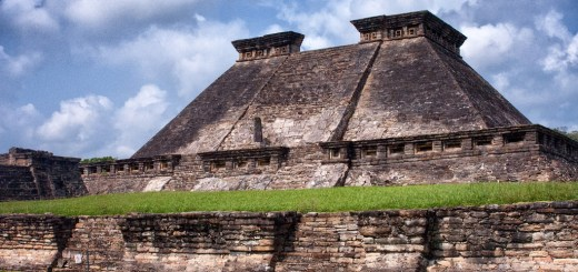 El Tajin - Temple V