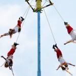 Voladores de Papantla - a Totonac Ceremony