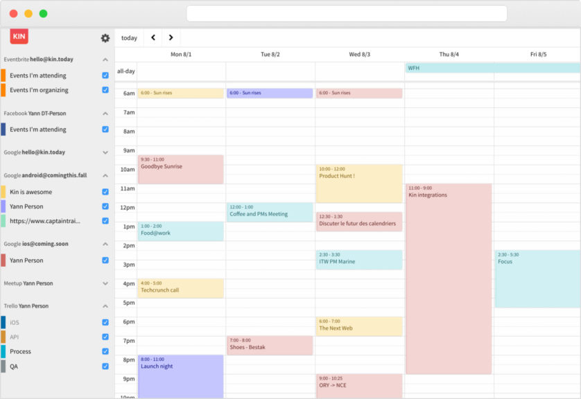 Sunrise Is Gone 5 Calendar Apps To Help You Move On