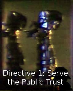 Directive 1: Serve the Public Trust