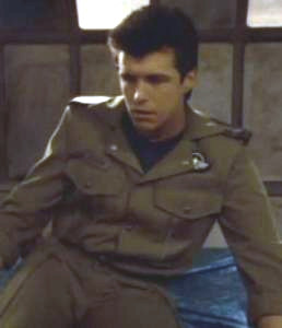 Captain Power Episode 15, Cap's Bedroom