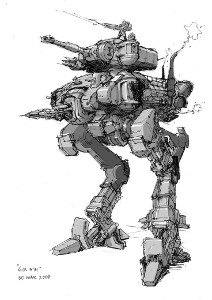 War of the Worlds: Goliath Tripod