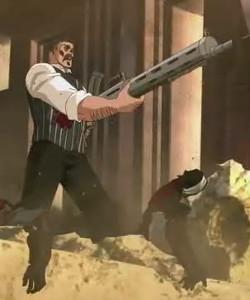 War of the Worlds: Goliath - Teddy Roosevelt