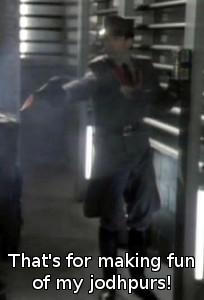 Captain Power Episode 20 New Order