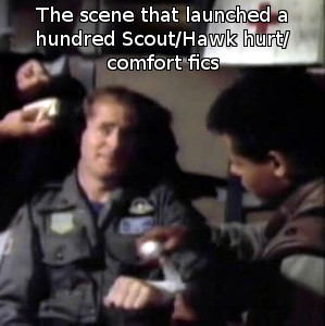 Captain Power Episode 20: Hawk and Scout