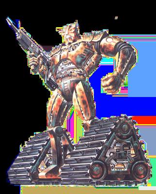 Captain Power Annual - Blastarr