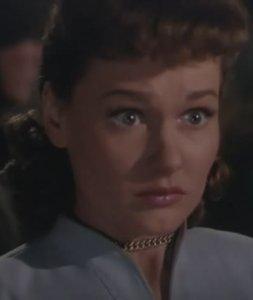 War of the Worlds - Ann Robinson as Sylvia Van Buren