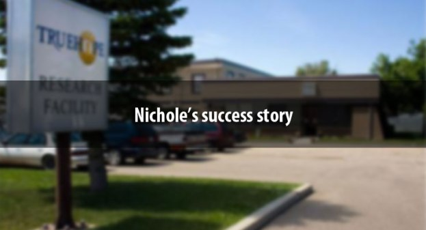 Nichole's success story