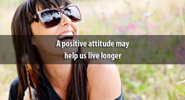 positive attitude essays